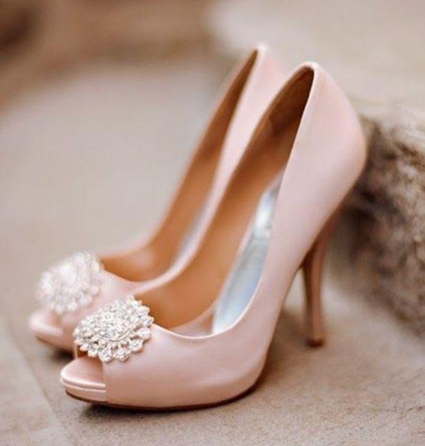 Primero el vestido o el zapato? 1