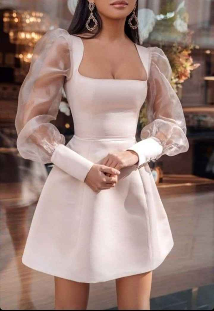 4 TIPS: ¿Cómo decidir entre 2 vestidos finalistas? 👗 - 2