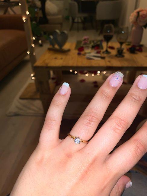 ¿Quién le pidió matrimonio a quién? 4