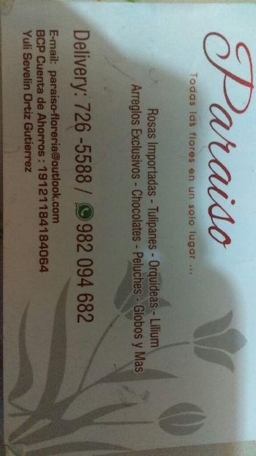 Proveedor mercado de flores a1 s&r boda civil - 4