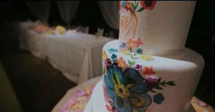 Cómo será tu torta de matrimonio? - 1