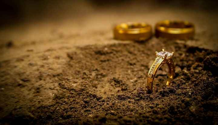 Mi adelanto de fotos de mi boda civil - 2