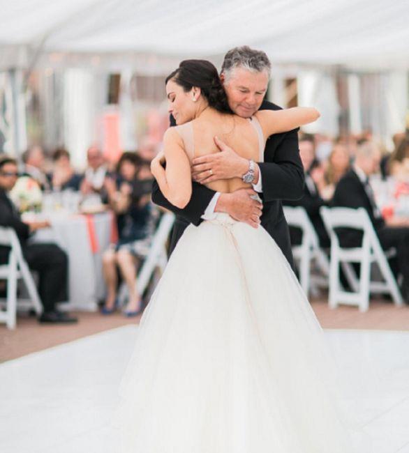 ¿Bailarás el vals con tu padre? Sí o no 1