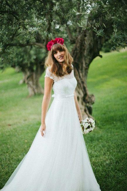10 pasos para diseñar tu vestido de novia 👰: Falda 5