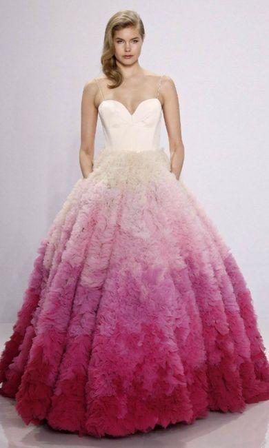 10 pasos para diseñar tu vestido de novia 👰: Falda 1