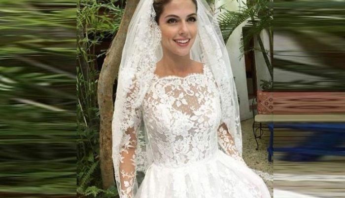 ¡Stephanie Cayo se casó! 👰 1