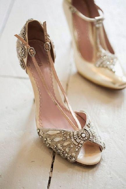 Especial Novia Boho o Princesa 👸: Zapatos 1