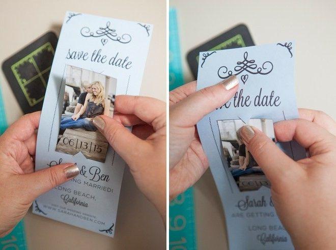 DIY: Los Save the Date 3