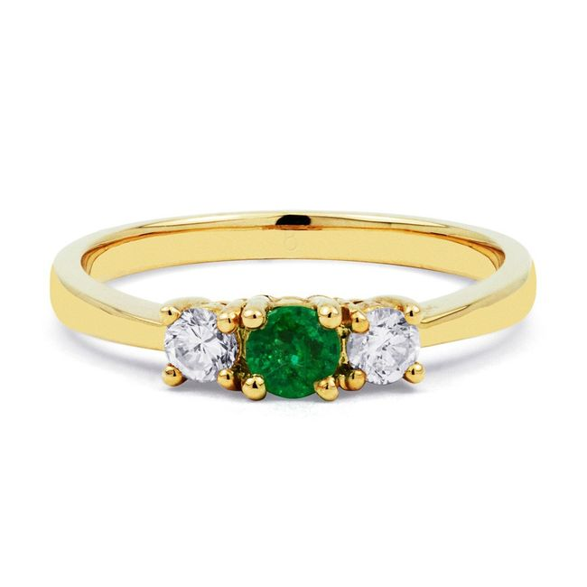 ¿Cuál es la forma de tu anillo de compromiso? 💍 2