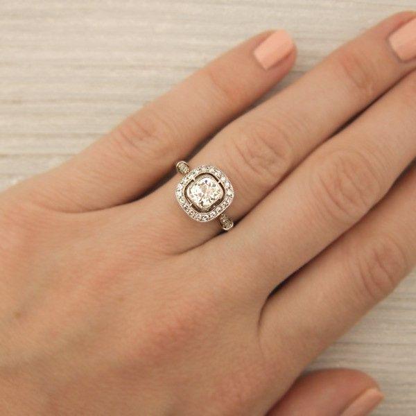 ¿Cuál es la forma de tu anillo de compromiso? 💍 4