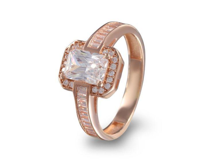 ¿Qué tipo de metal tiene tu anillo de compromiso? 1