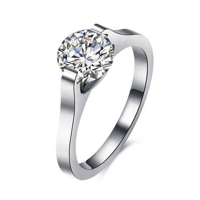 ¿Qué tipo de metal tiene tu anillo de compromiso? 4