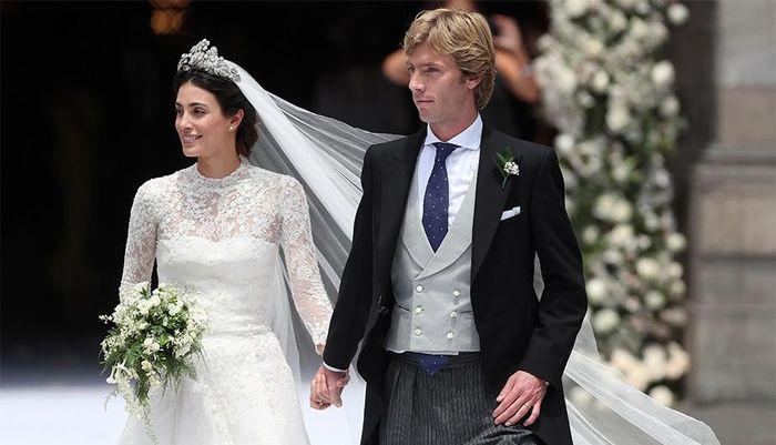 La boda real del príncipe Christian de Hannover y Alessandra de Osma 💕 2