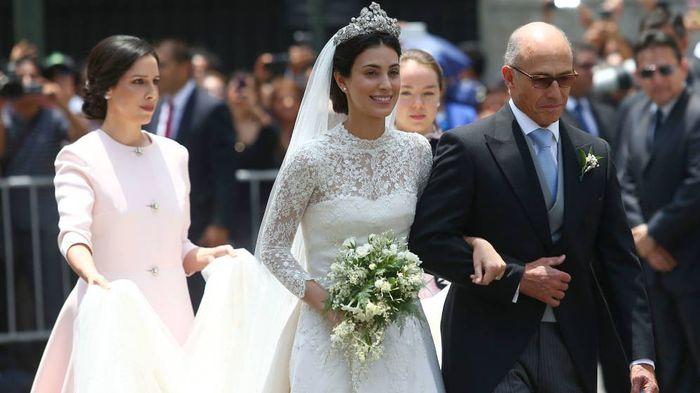 La boda real del príncipe Christian de Hannover y Alessandra de Osma 💕 3