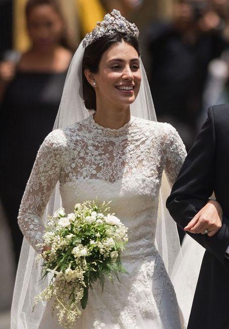 La boda real del príncipe Christian de Hannover y Alessandra de Osma 💕 4