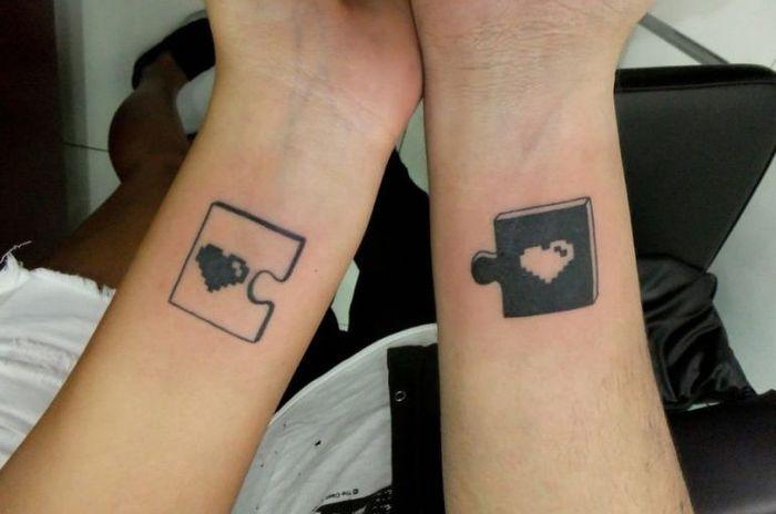 ¿Te harías un tatuaje en pareja? 🙊 1