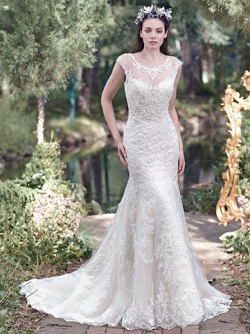Tu vestido para tu fecha de boda 💖 3