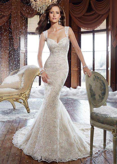 Tu vestido para tu fecha de boda 💖 4