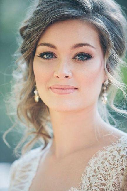 Tu maquillaje para tu fecha de tu boda 💖 1
