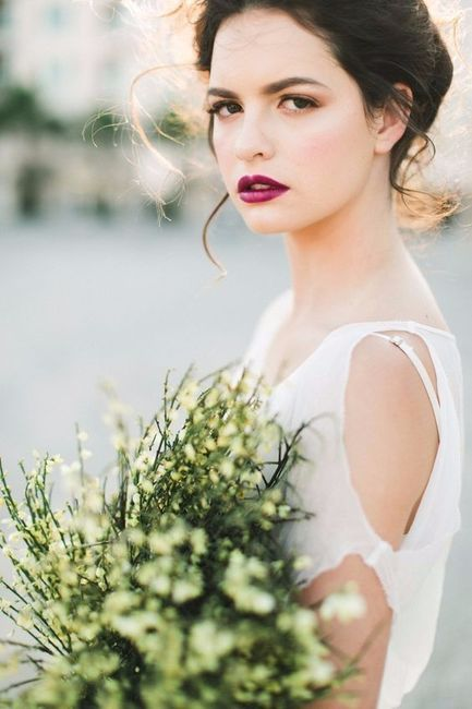 Tu maquillaje para tu fecha de tu boda 💖 4