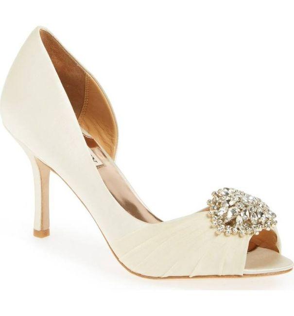 Tus zapatos para tu fecha de tu boda 💖 3