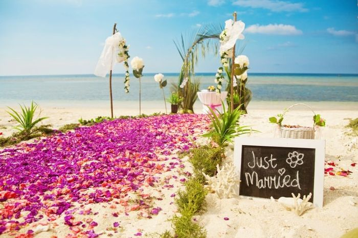 Tu recepción según la fecha de tu boda 💖 1