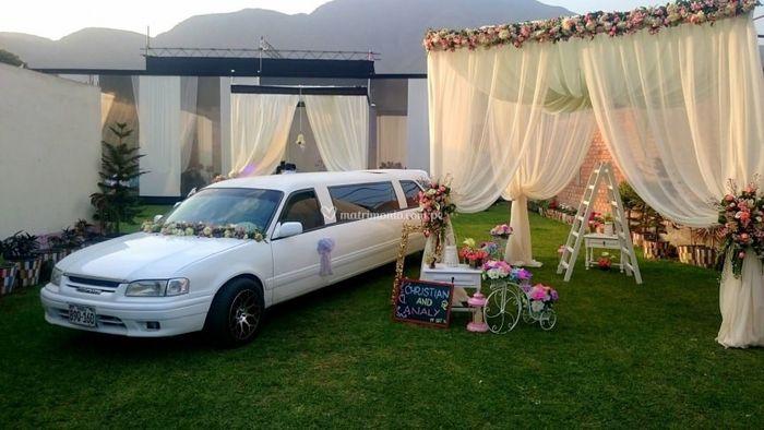 Tu auto de novios para tu fecha de tu boda 💖 2