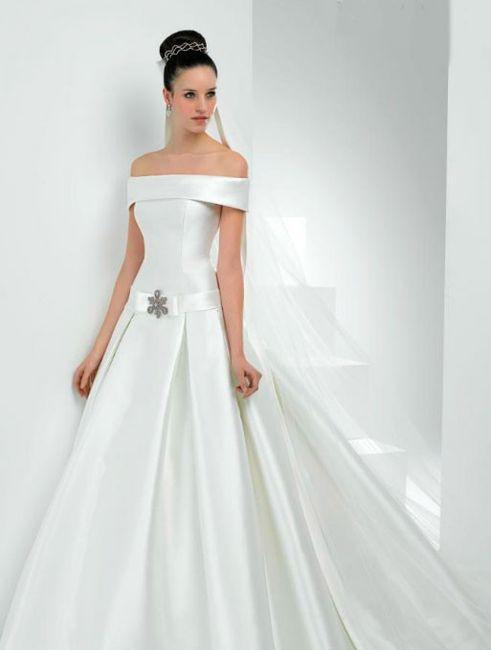 7 dilemas sobre tu vestido de novia: ¿Con o sin encaje? 👗 2