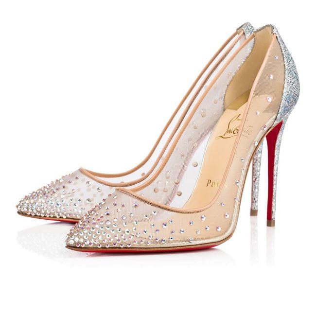 Mis zapatos de boda 1