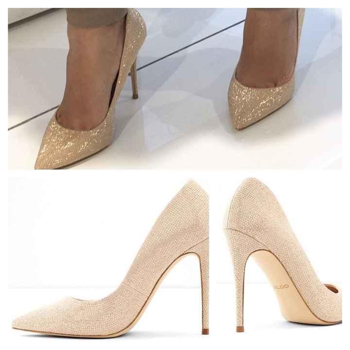 Mis zapatos de boda - 2