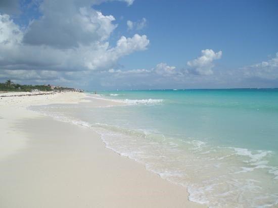 Riviera Maya antes