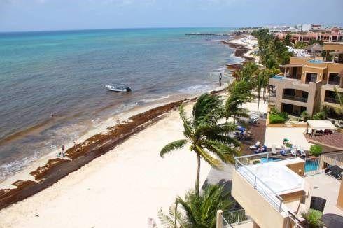 Riviera Maya actual
