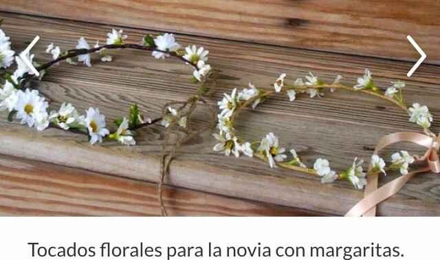 Margaritas: las flores perfectas para decorar tu boda - 2