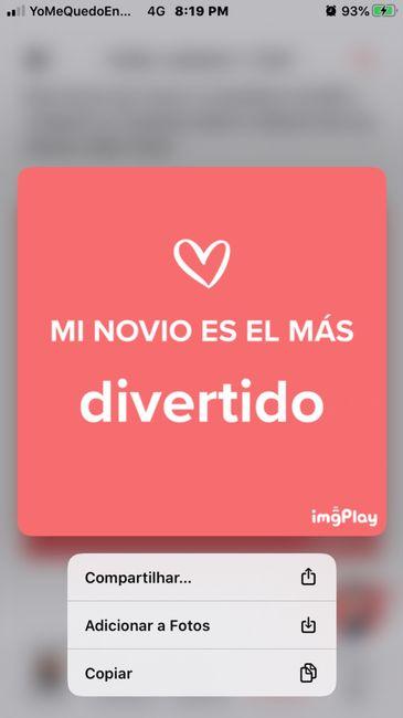 Mi novio es el más ___  ¡Vamos a jugaaar!  🎲 1