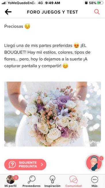 Descubre tu bouquet 17