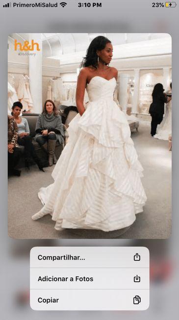 ¡Ponle el vestido a la novia! 1