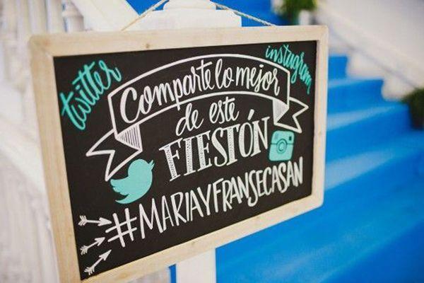 #Mibodaesgenial Hashtag de bodas - 3