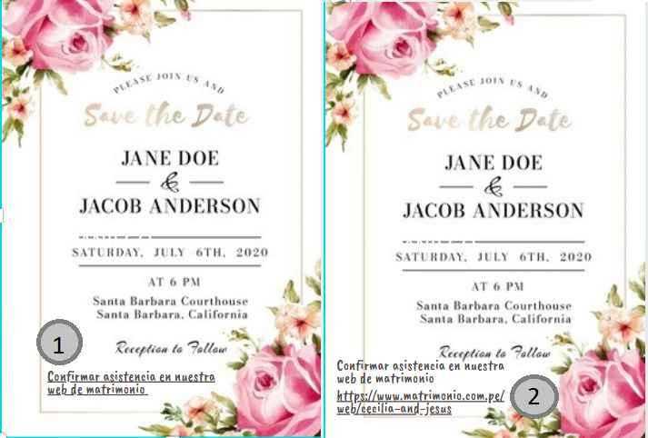Invitaciones de boda virtuales - 3