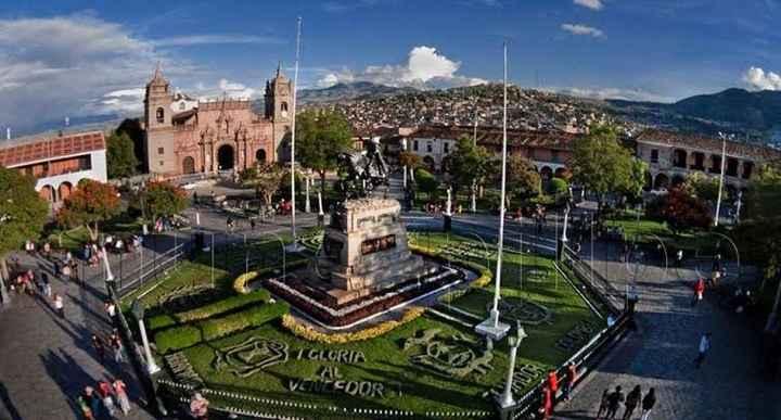 Luna de miel en Perú ¿Qué ciudad elegirías? - 1