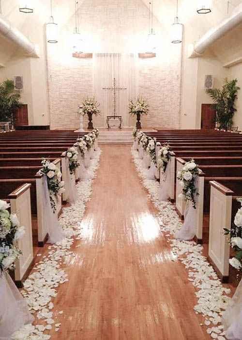 Decoración para la iglesia ⛪️ 👰🏻 ❤️🤵🏻 - 2
