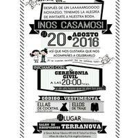 Novias agosto 2016 - 1