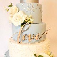 mi torta de bodas