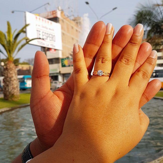 Galería de anillos de compromiso de la comu 💍 ¡Falta el tuyo! 4