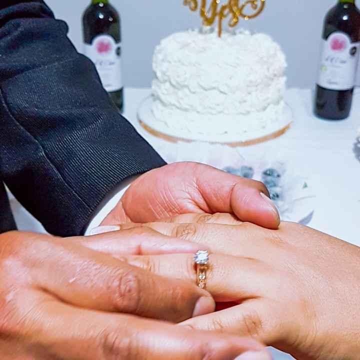 Galería de anillos de compromiso de la comu 💍 ¡Falta el tuyo! - 1