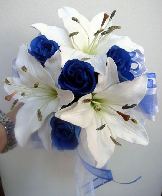 Las novias que personalizaron su Bouquet 6