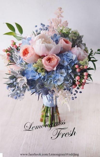 Las novias que personalizaron su Bouquet 7