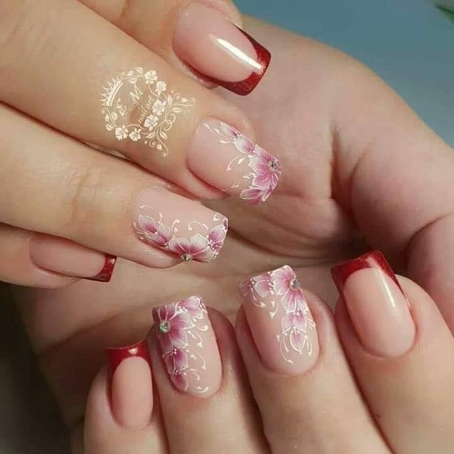 La manicure: ¿a cuál blanco le atinas? 1