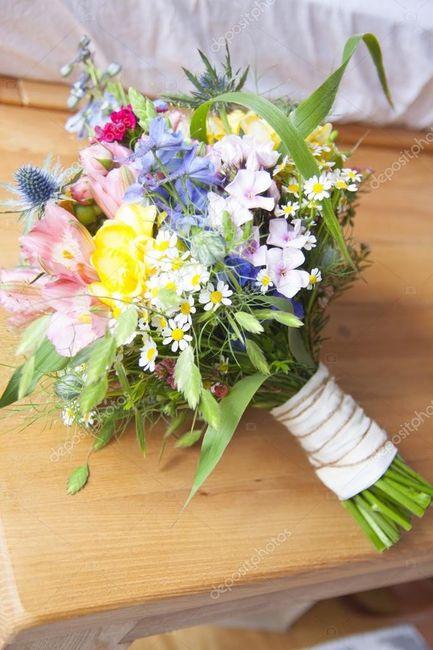 El bouquet: ¿a cuál blanco le atinas? 4