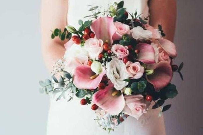 El bouquet: ¿a cuál blanco le atinas? 6