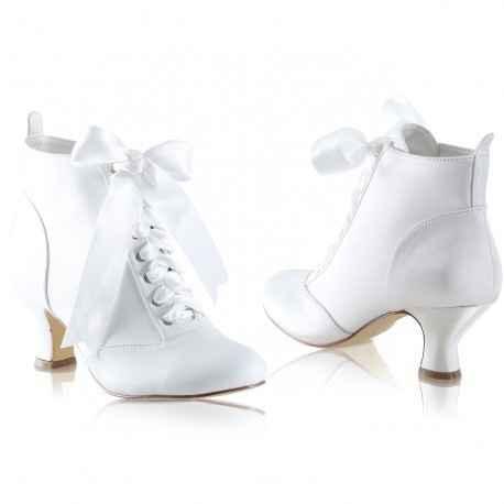 ¿De cuántos centímetros de alto quieren sus zapatos? - 1